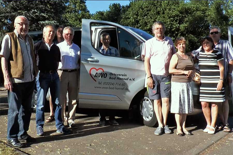 awo - AWO-Fahrdienst für ältere und jüngere Mitbürger