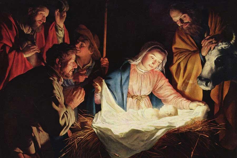Weihnachten - Katholische Gottesdienste zu Weihnachten