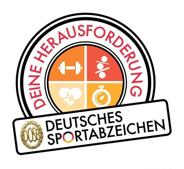 sportabzeichen - Verleihung des Deutschen Sportabzeichens