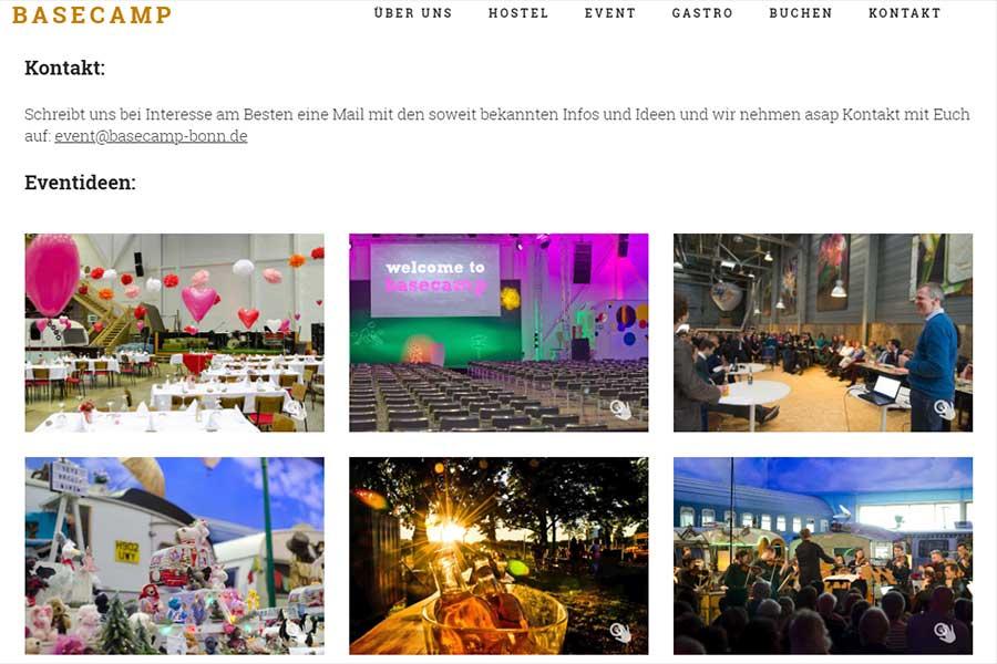 basecamp - IHK-Branchentreff Kreativwirtschaft NRW im BaseCamp