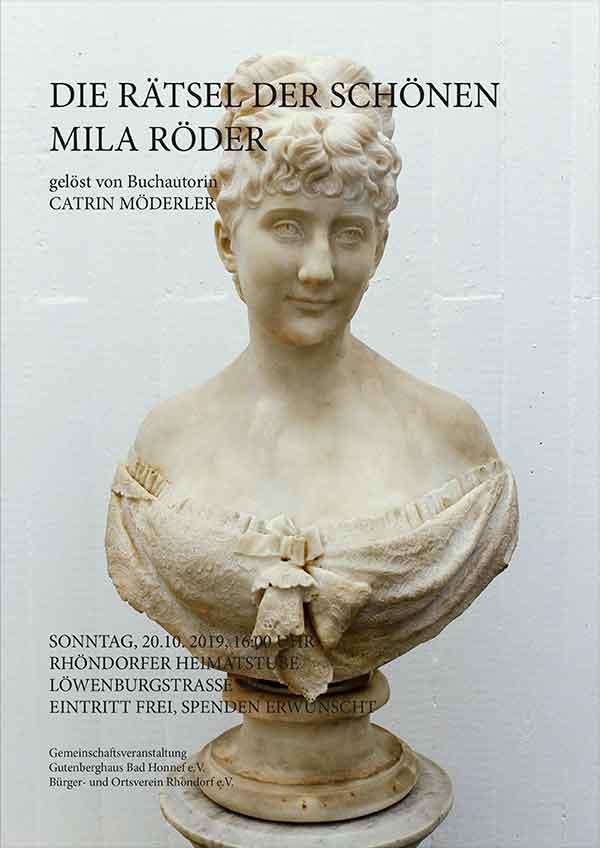 mila röder - Die schöne Mila Röder – wer war sie wirklich?