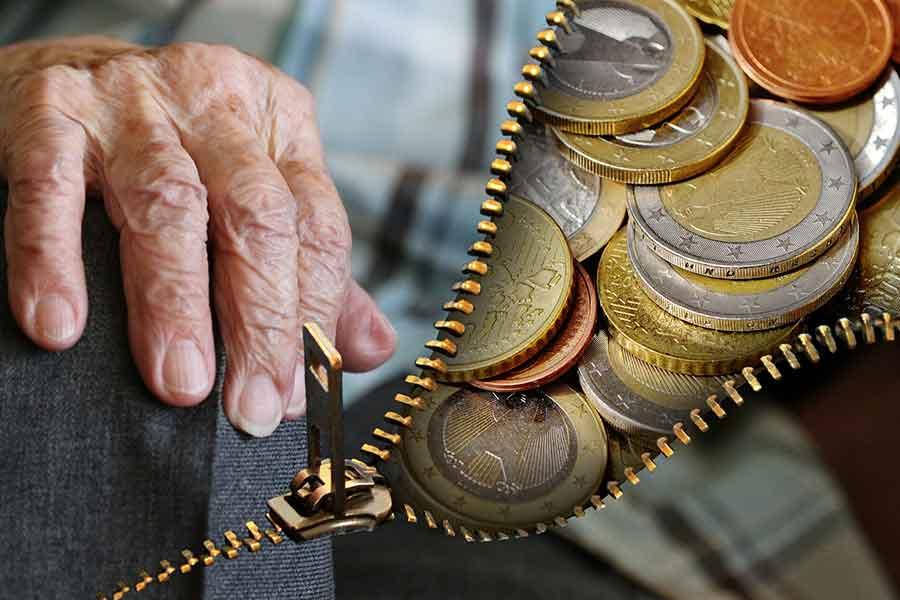 rente - Rhein-Sieg-Kreis: Doppelt so viele Rentner sind auf Stütze angewiesen