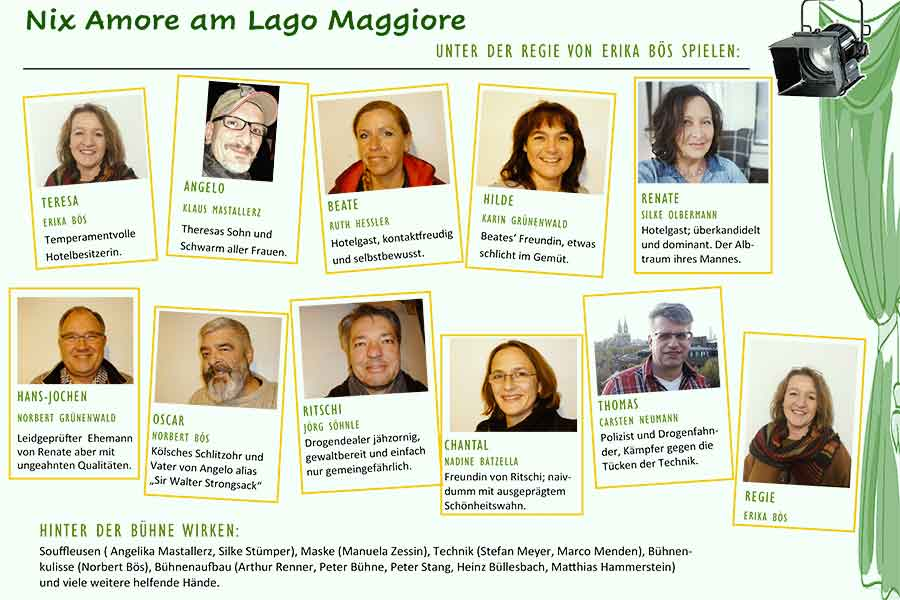 "2020 BV Sehlhof Theater Flyer Nix amore am Lago Maggiore V1 2 - ""Nix amore am Lago Maggiore"""