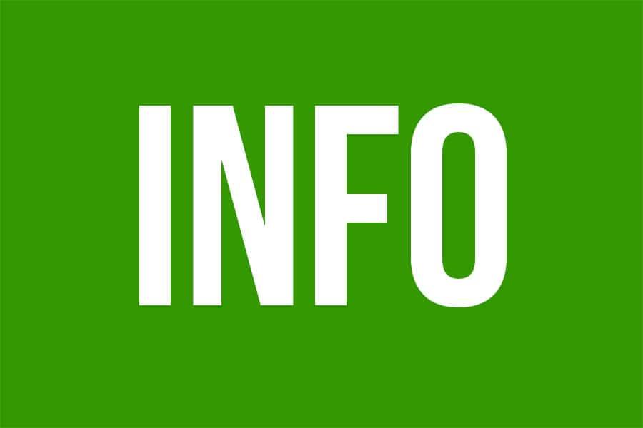 info - Schmelztal wieder geöffnet