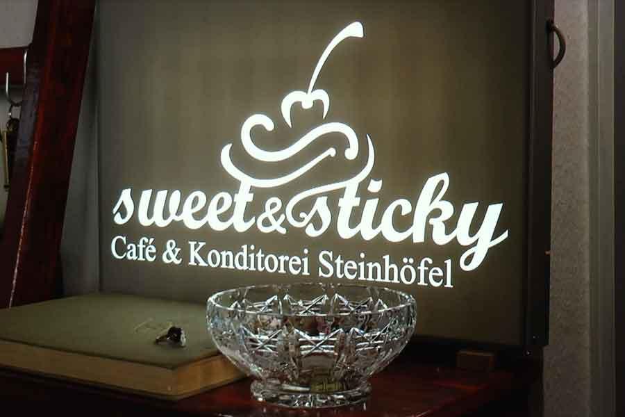sweet and sticky - Ziemlich sweet und ziemlich sticky