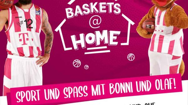 Baskets@home Key Visual 600x337 - Freitag startet Online-Trainingsprogramm der Baskets