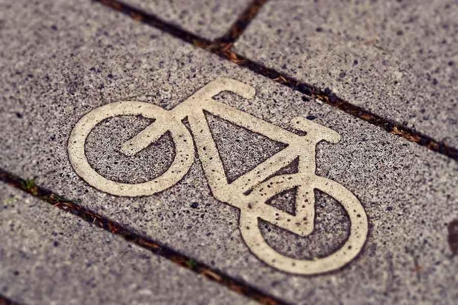 fahrrad - 14 Verwarnungen für Fahrradfahrer in Königswinter