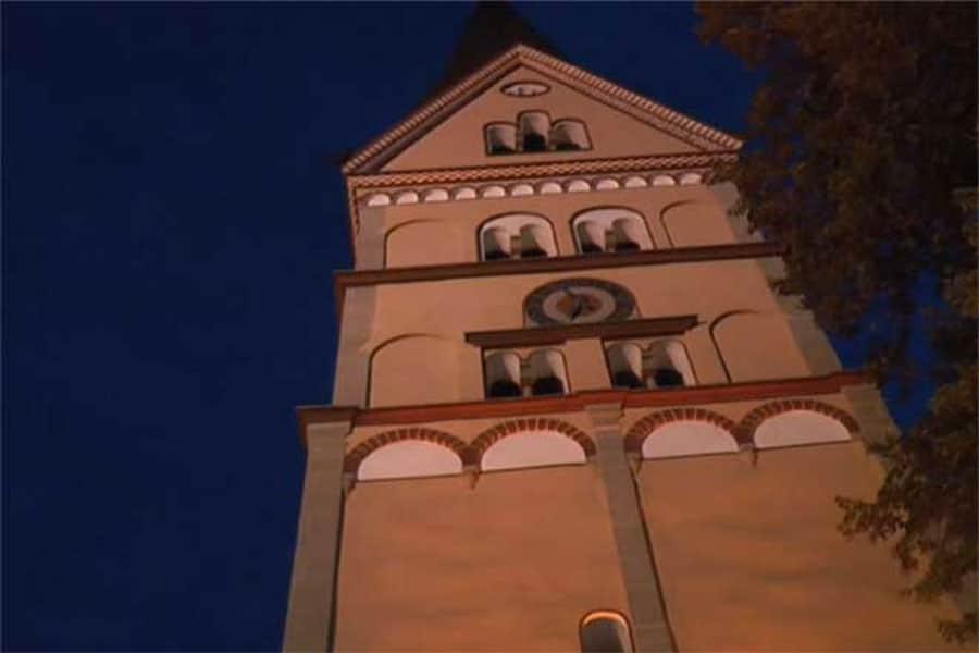 kirche baptist - Vom Sehen satt? Zwei gotische Sakramentshäuser