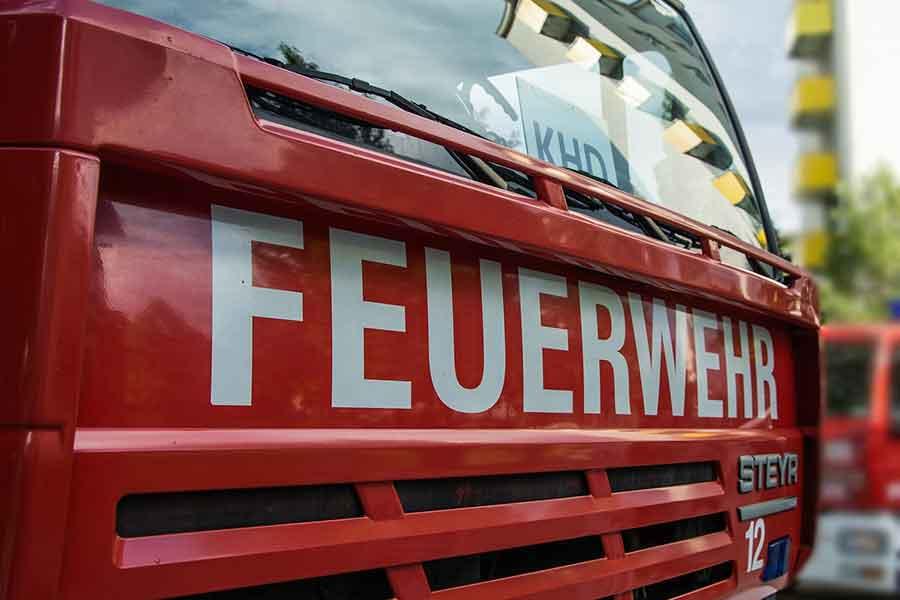 Brand In Bonn Heute